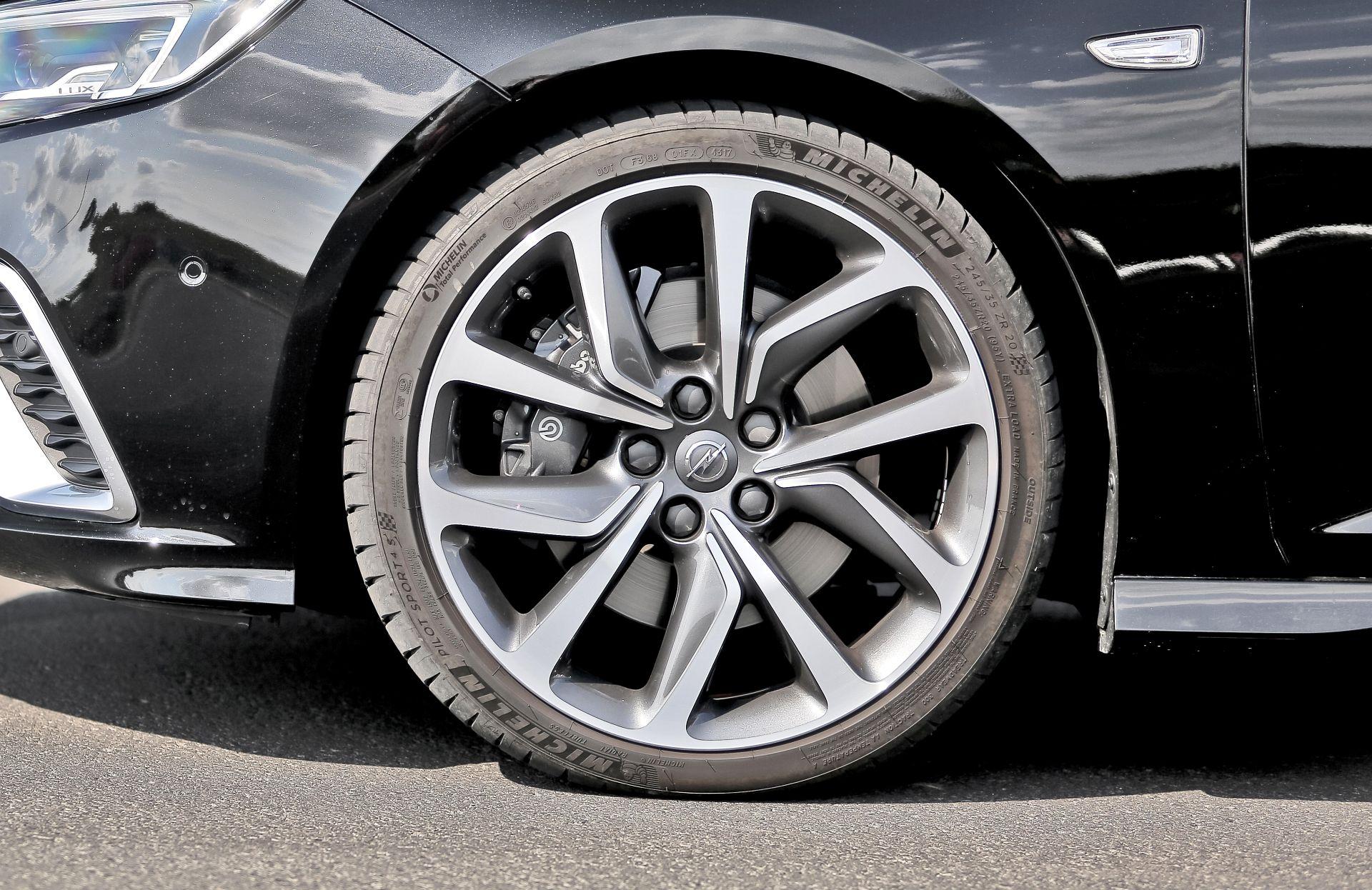 Opel Insignia ST GSi - felga
