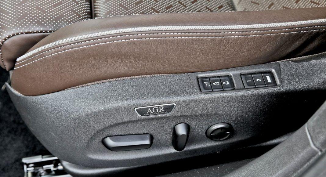 Opel Insignia ST Diesel BiTurbo GSi - fotel