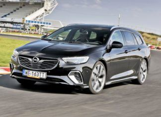 Opel Insignia Sports Tourer 2.0 BiTurbo Diesel GSi - TEST