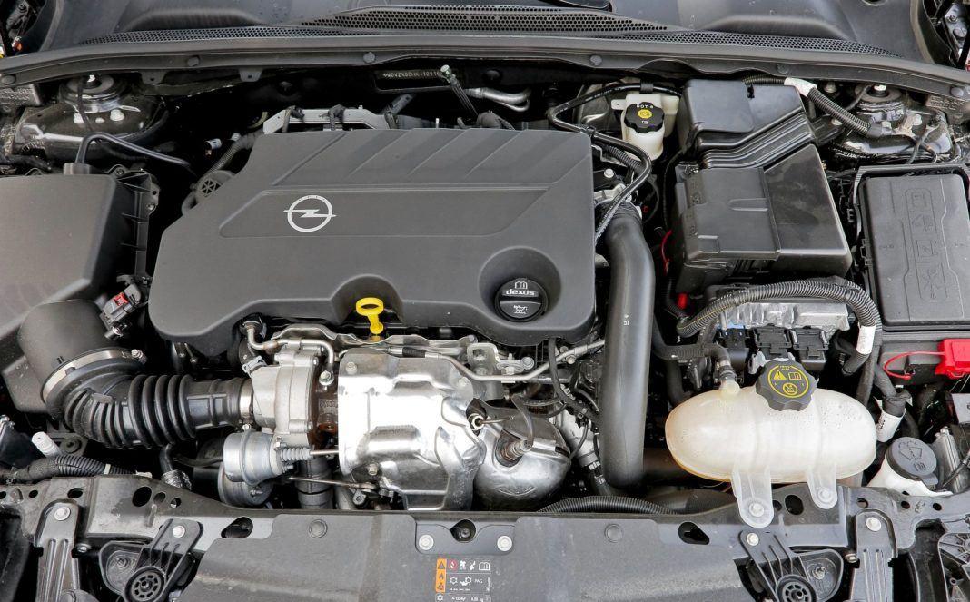 Opel Insignia ST GSi - silnik