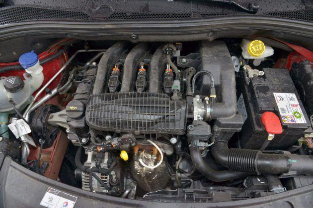 Peugeot 208 - silnik