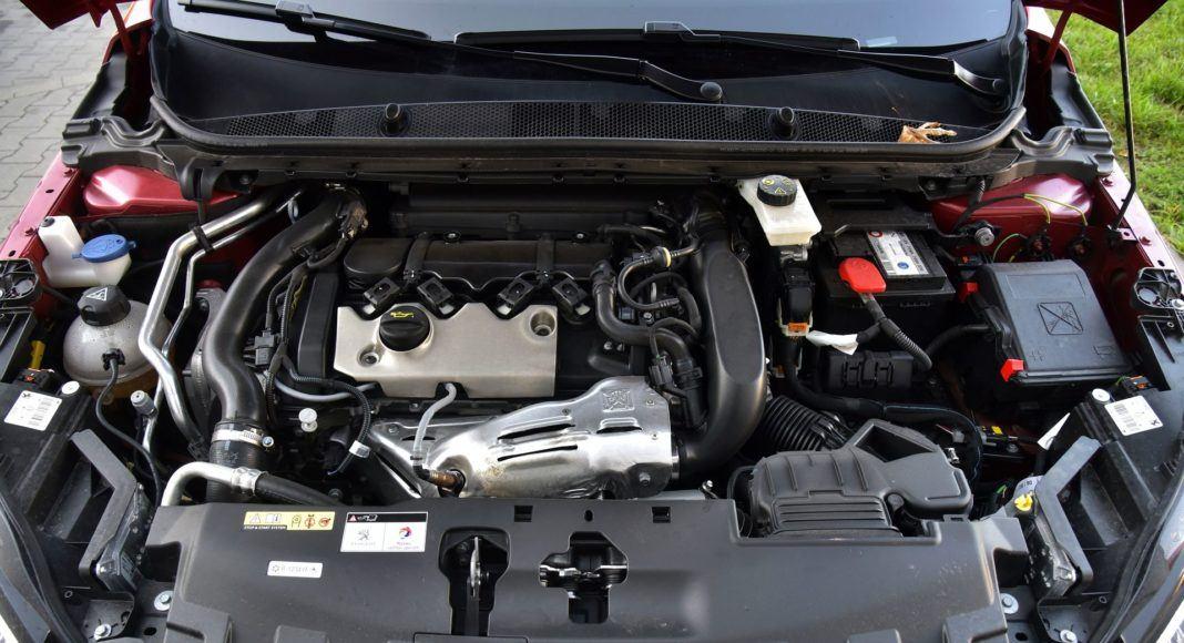 Peugeot 308 GT - silnik