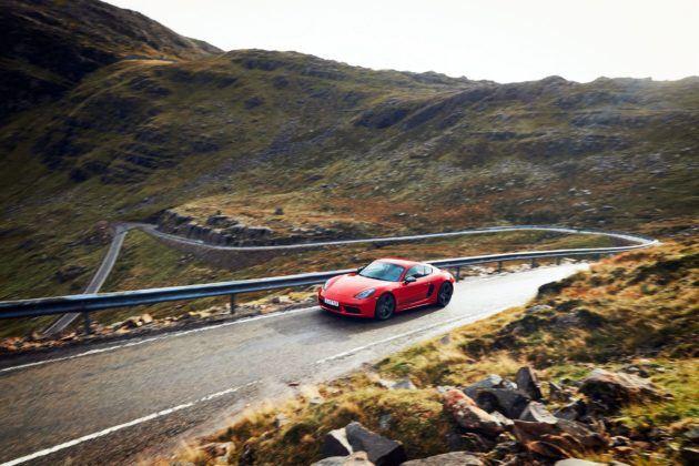Porsche 718 T Cayman