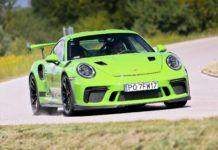 Porsche 911 GT3 - otwierające