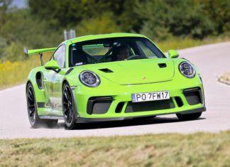 Porsche 911 GT3 RS - TEST