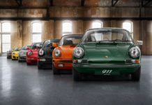 Porsche 911 - otwierające