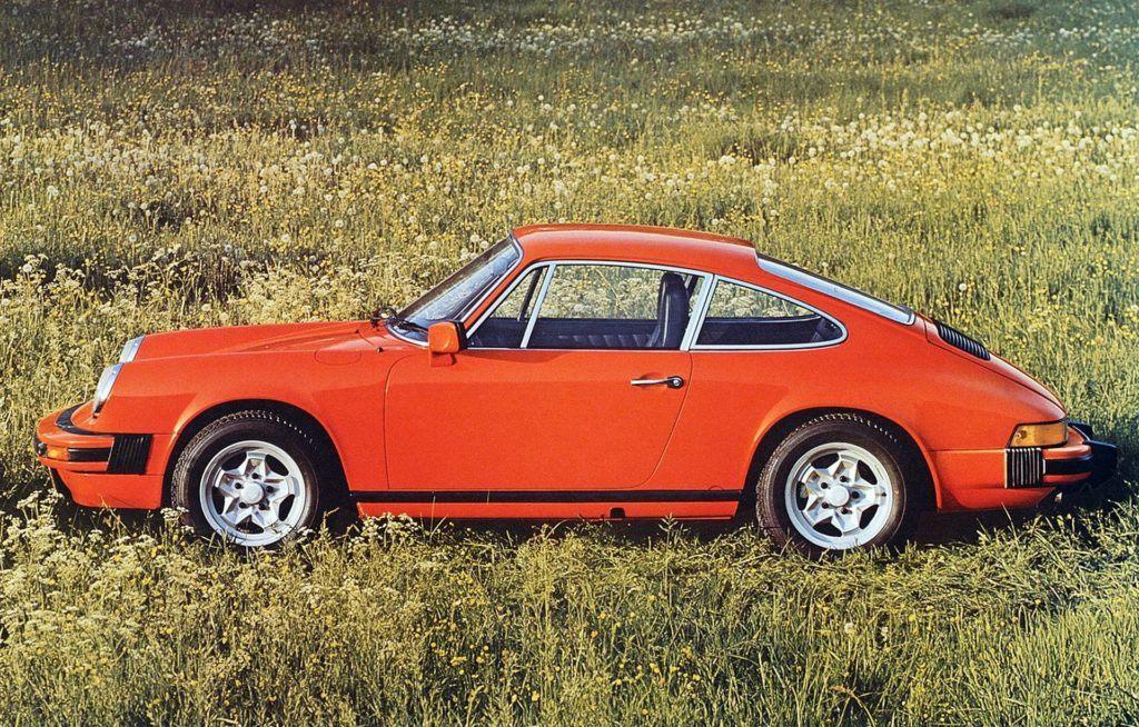 Porsche 911 (seria G)