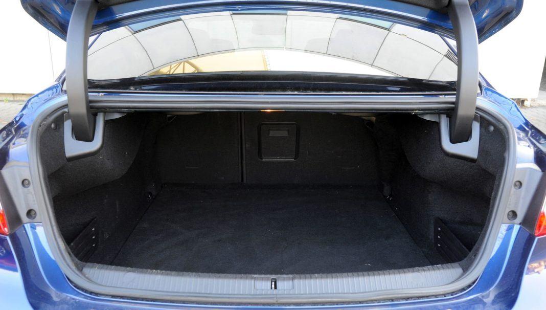 Renault Talisman - bagażnik