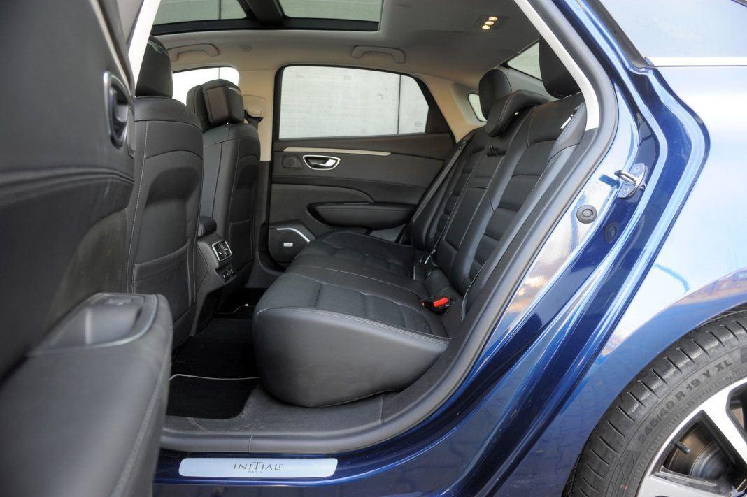 Renault Talisman - kanapa