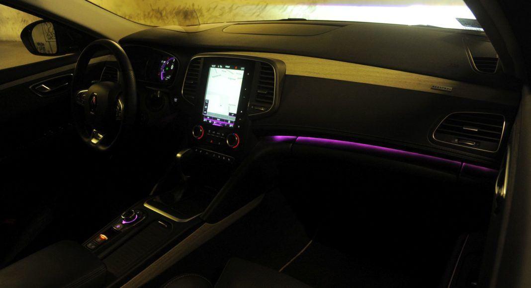 Renault Talisman - oświetlenie