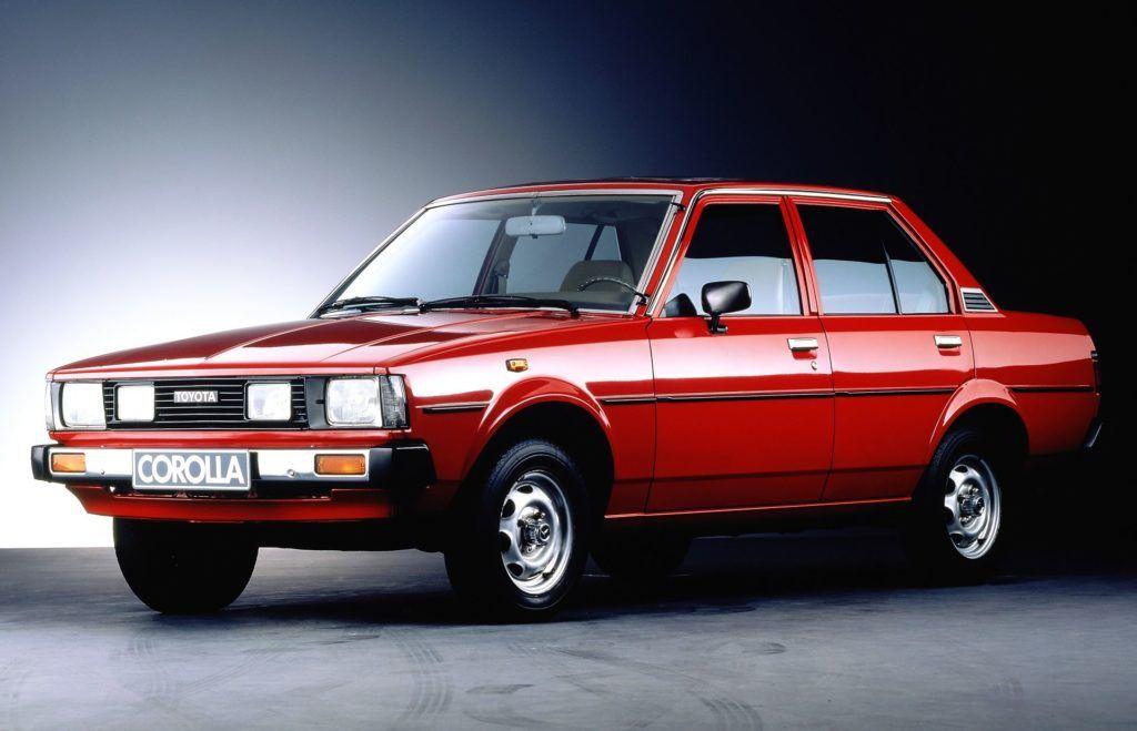 Toyota Corolla IV