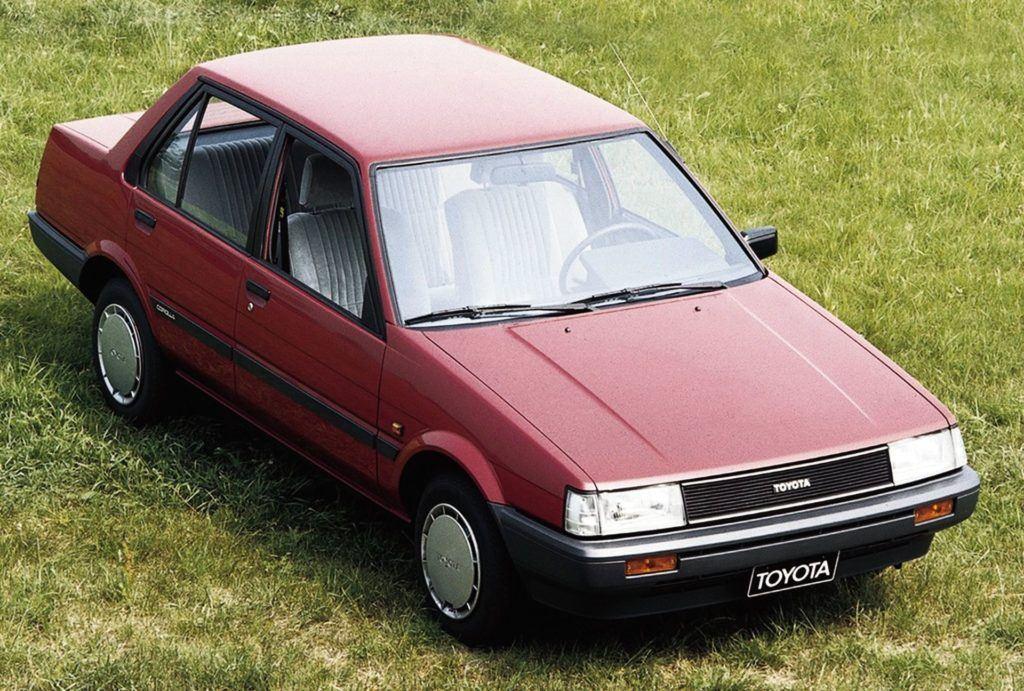 Toyota Corolla V