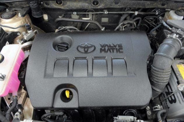 Toyota RAV4 III - silnik Valvematic