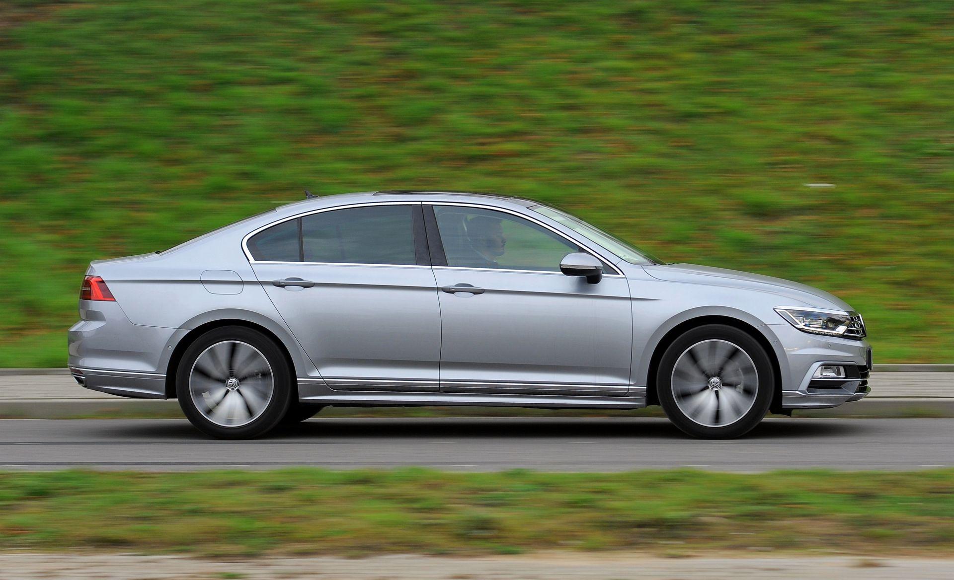 Volkswagen Passat - dynamiczne