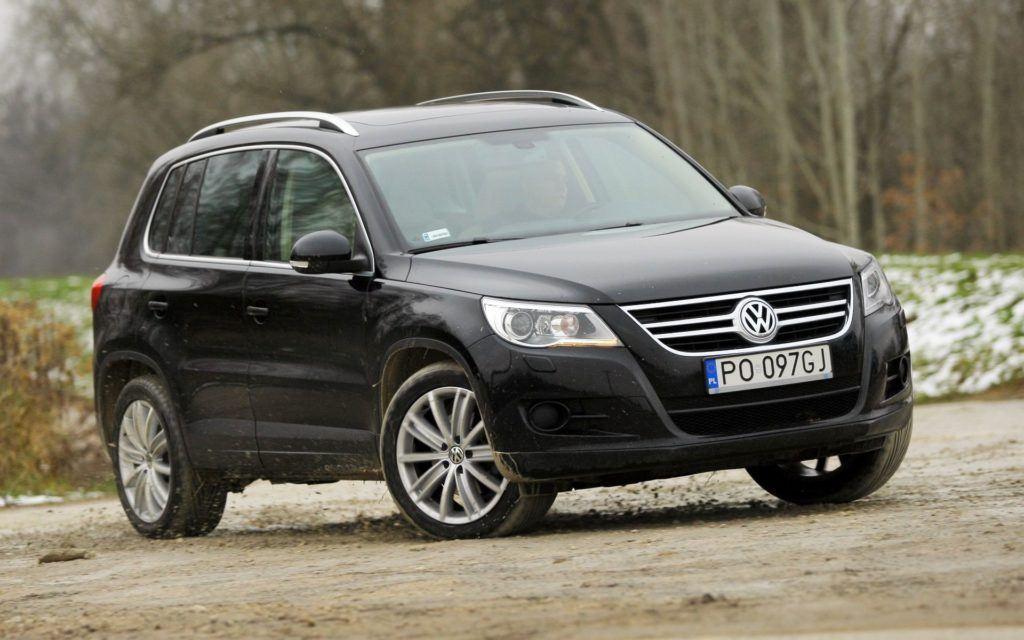 Volkswagen Tiguan I - dynamiczne