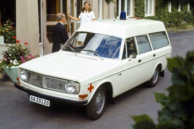 Volvo 145 Express