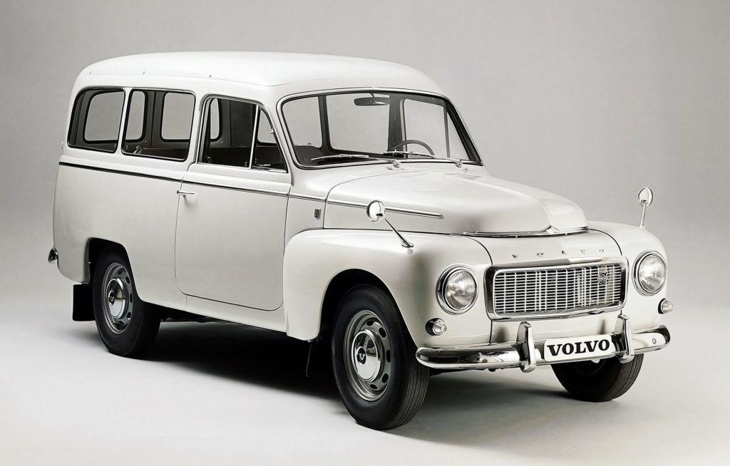 Volvo P210 Duett