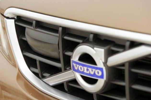 Volvo XC60 - czujnik tempomatu