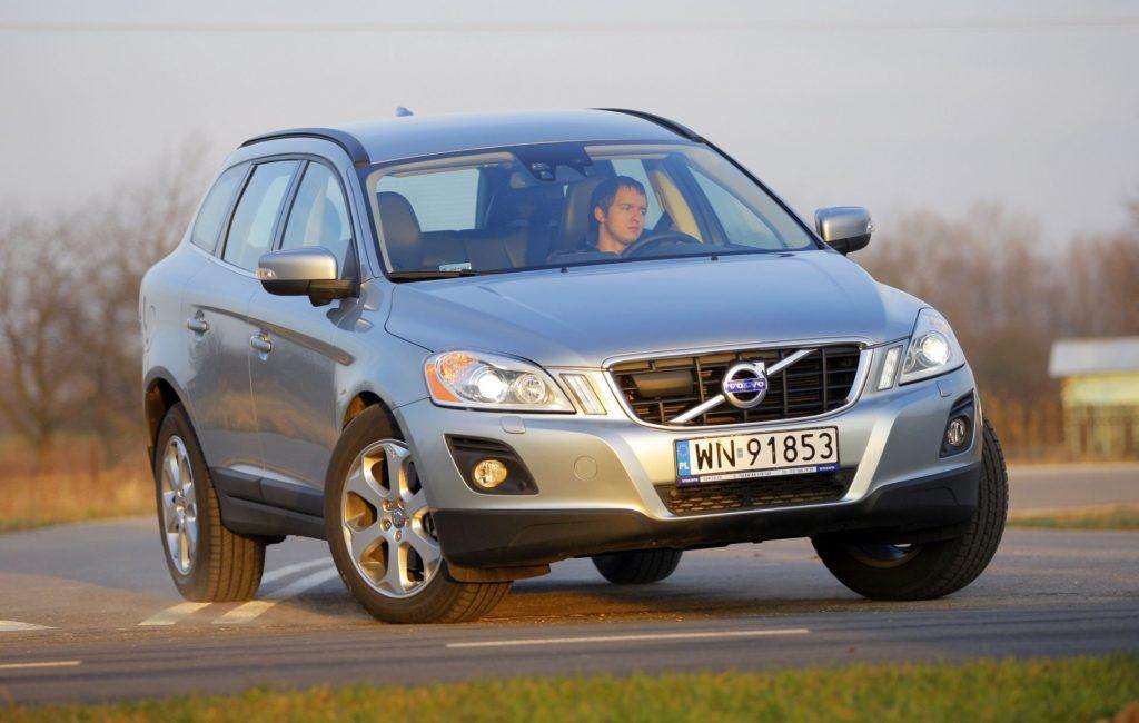 Volvo XC60 - dynamiczne