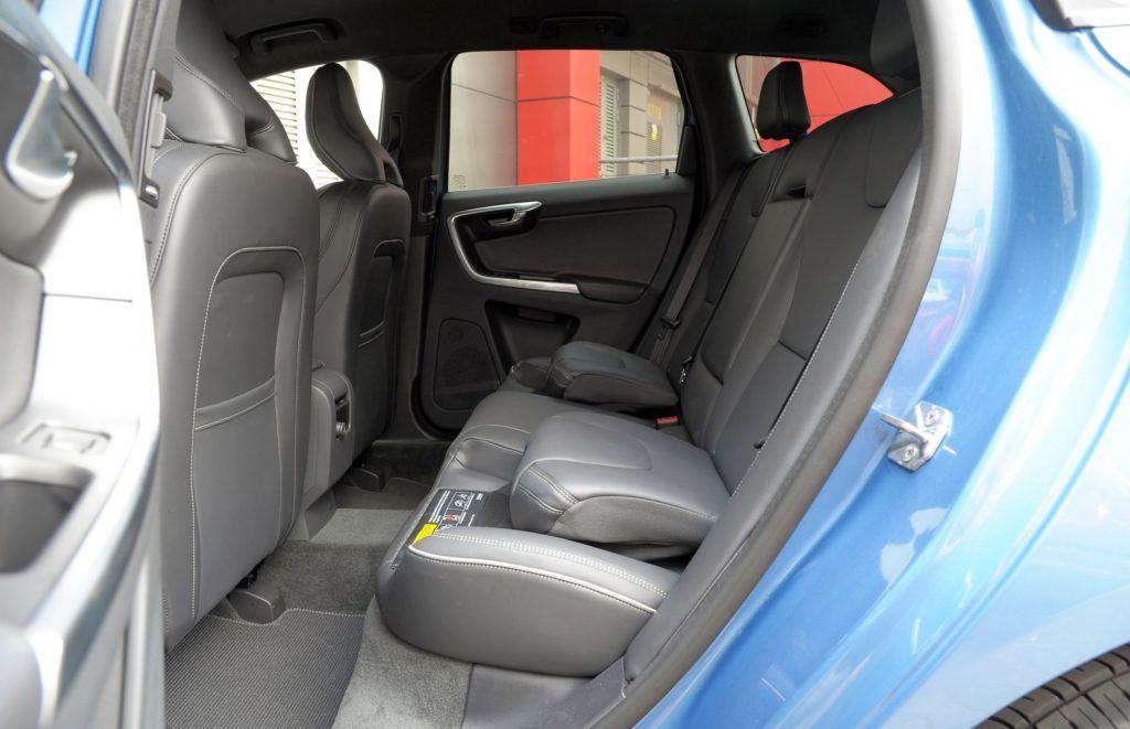 Volvo XC60 - kanapa