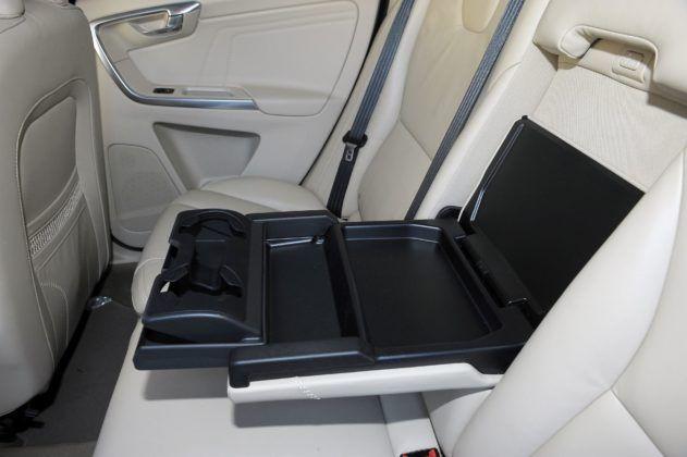 Volvo XC60 - podłokietnik