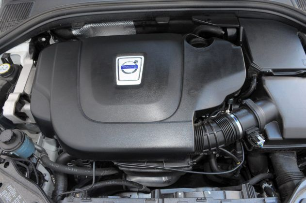 Volvo XC60 - silnik