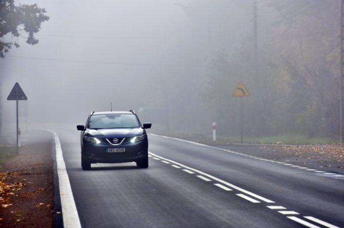 Widoczność we mgle - otwierające