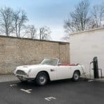 Elektryczny Aston Martin DB6 Volante - prototyp (Aston Martin Heritage EV Concept)