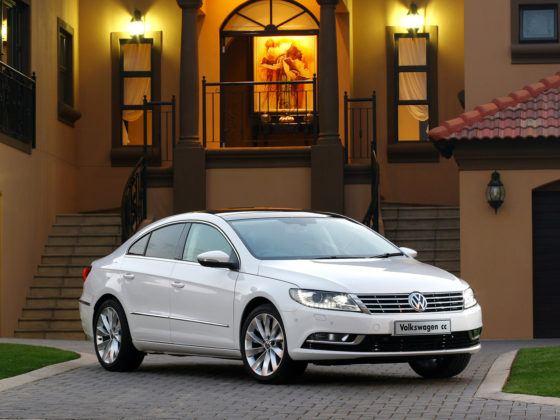 Volkswagen CC (2012-2017)