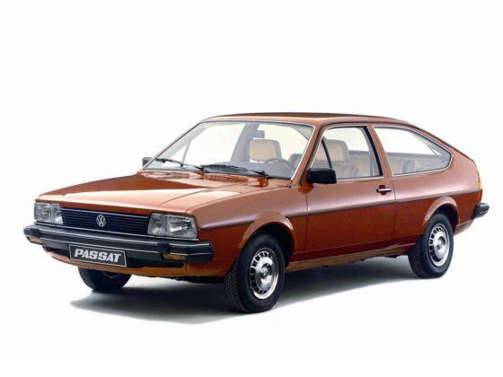 Volkswagen Passat B2 (1981-1987)