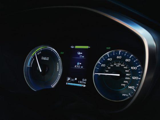 Subaru Crosstrek Hybrid (2019)