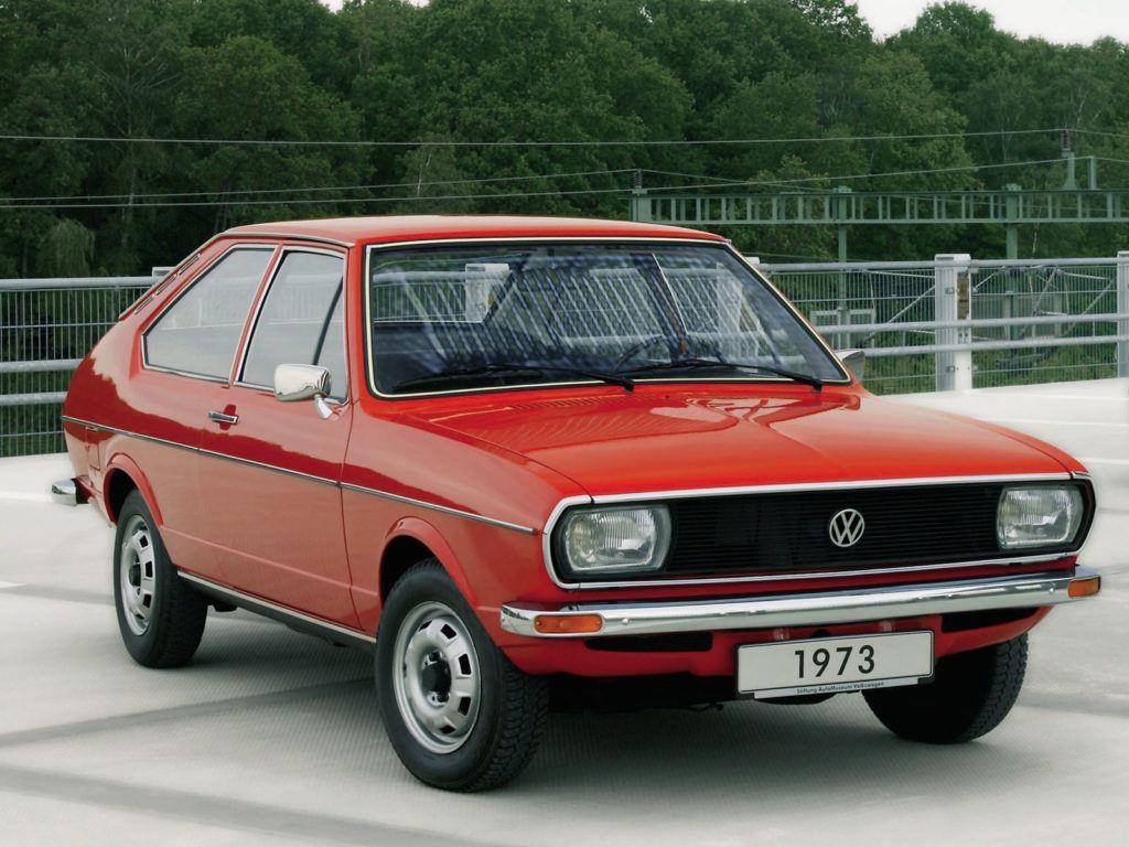 Volkswagen Passat B1 (1973)