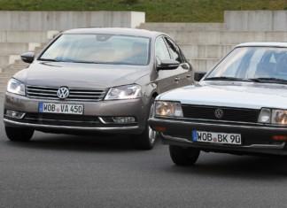 Volkswagen Passat kończy 45 lat - HISTORIA MODELU