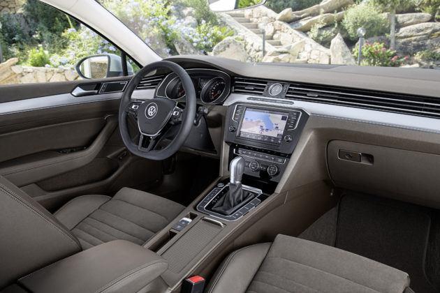Volkswagen Passat B8 (2014-)