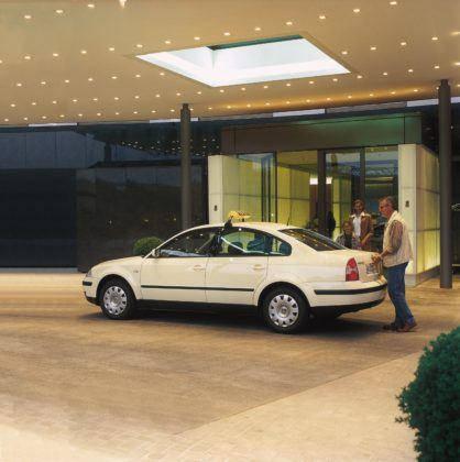 Volkswagen Passat B5,5 (2000-2005)