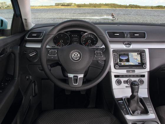 Volkswagen Passat B7 (2010-2014)