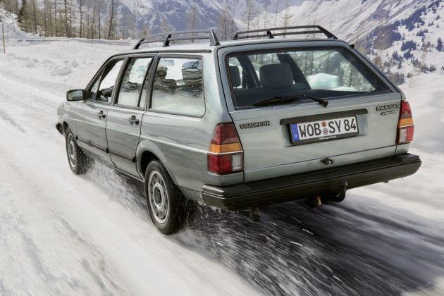 Volkswagen Passat Variant Syncro (B2)