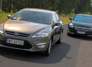 Używane sedany klasy średniej. 10 polecanych modeli za 30 tys. zł