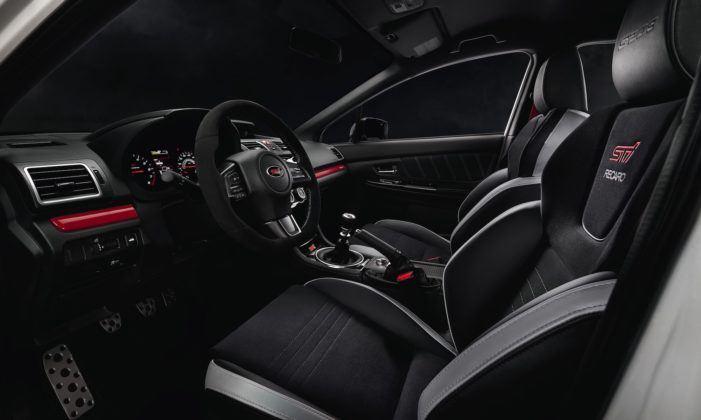 Subaru Impreza STI S209