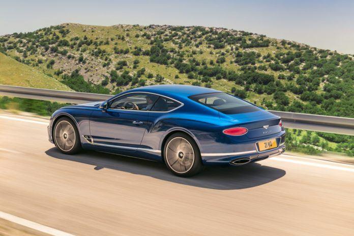 Bentley Continental GT (2019)