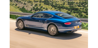 Bentley Continental GT (2019)