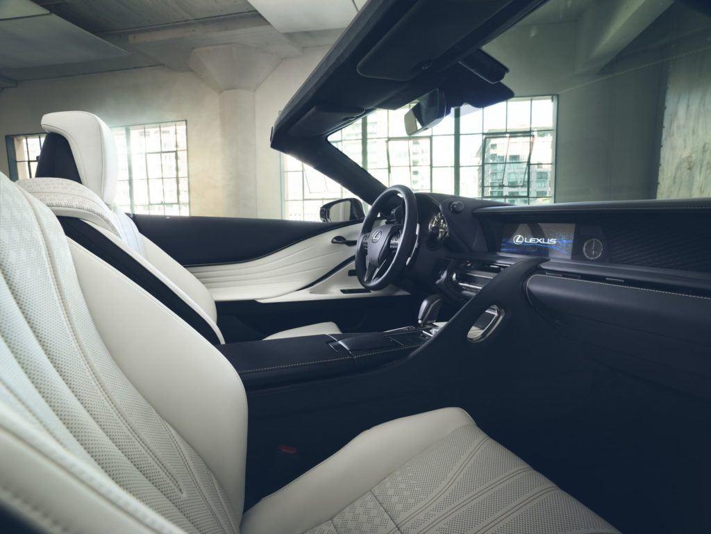 Lexus LC (2019)