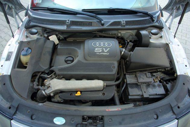Audi TT 8N - silnik