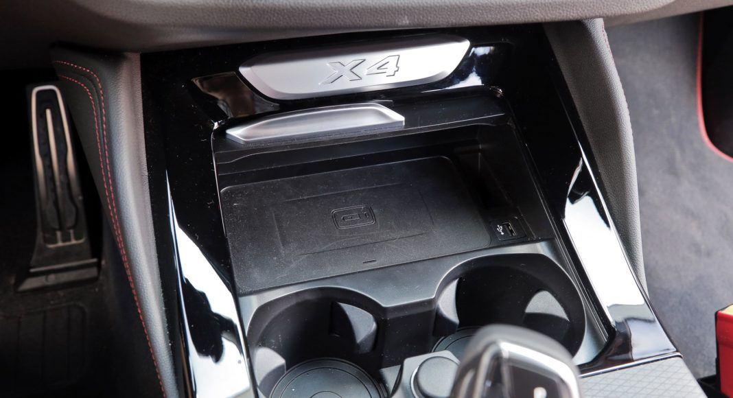 BMW X4 - ładowarka