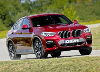 BMW X4 xDrive30i - TEST