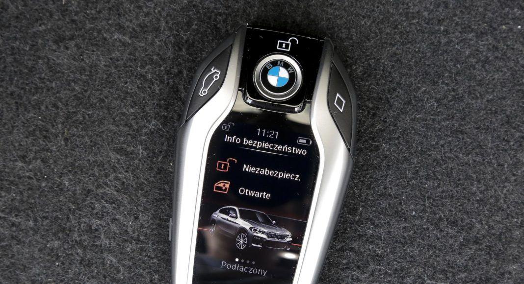BMW X4 - kluczyk