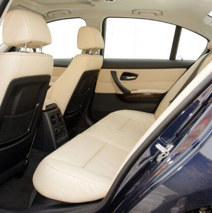 BMW 320d E90 FL 2.0d 177KM 6AT xDrive WI2779K 07-2009