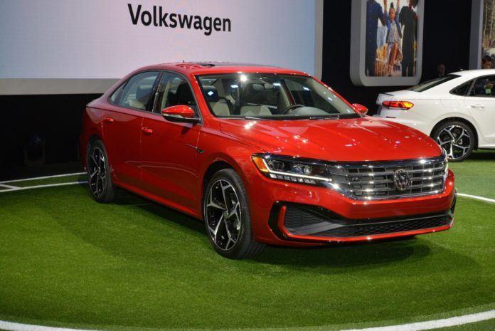 Volkswagen Passat (2020) - wersja USA