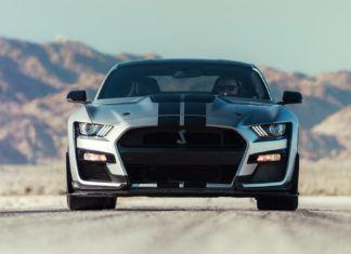 Mustang Shelby GT500 – informacje i zdjęcia