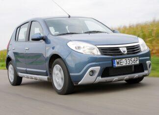 Używana Dacia Sandero I (2008-2012) - opinie, dane techniczne, usterki
